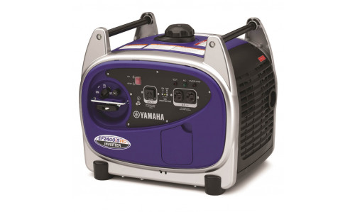 Yamaha EF2400iSHC (2,000 Watt) - Quiet Inverter Generator with CARB