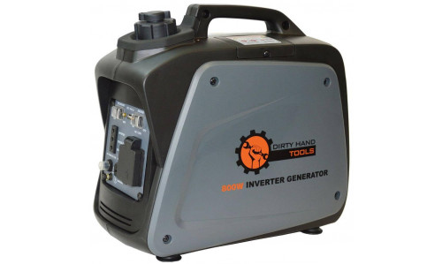 Dirty Hand Tools 800W - Portable Inverter Generator Review