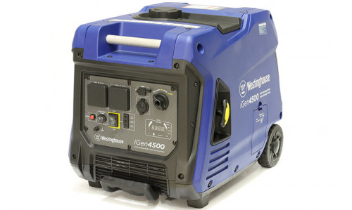 Westinghouse iGen4500 3,700 Rated Watts with Remote Start