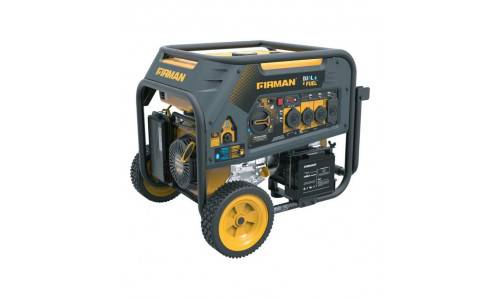 Firman H08051 Dual Fuel Generator - 10000 Starting Watts/8000 Runninf Watts
