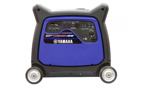 Yamaha EF4500iSE - Portable Gasoline Generator Review