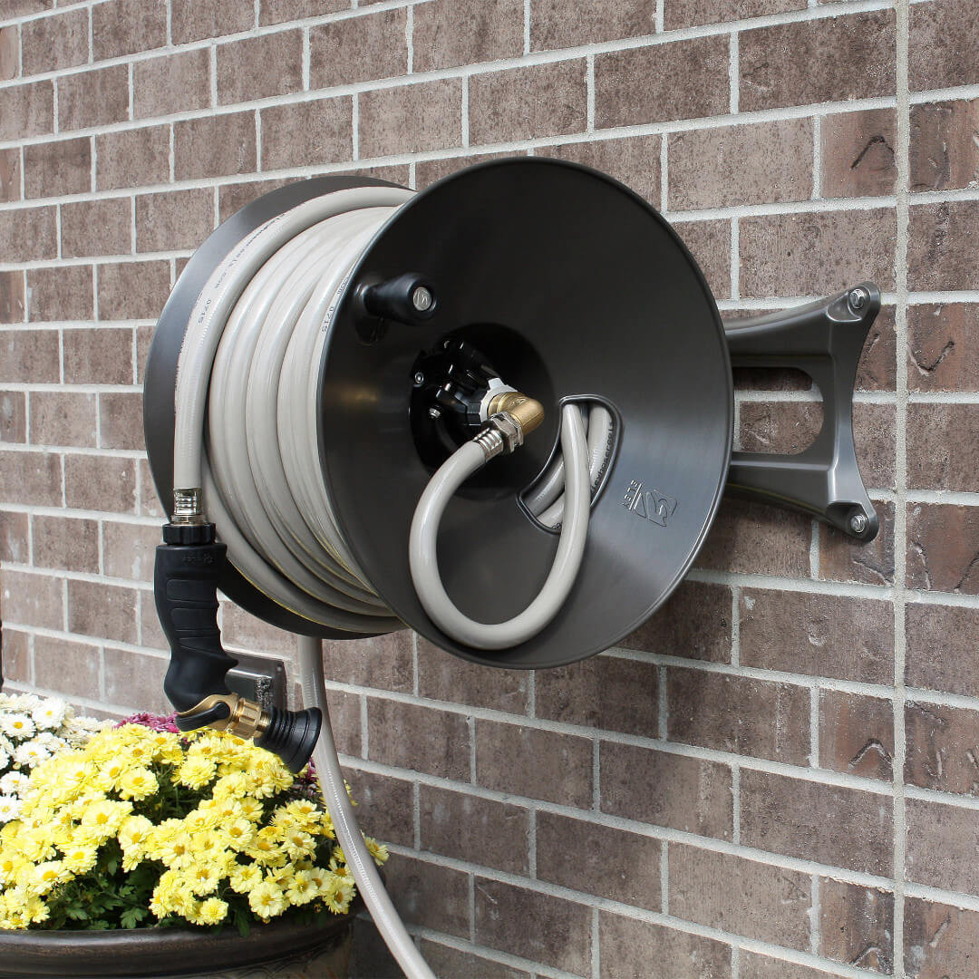The 7 Best Garden Hose Reels For 2020 Buyer S Guide
